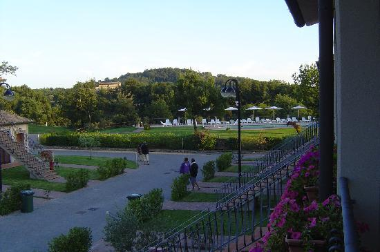 Villaggio Le Querce: View from appartment