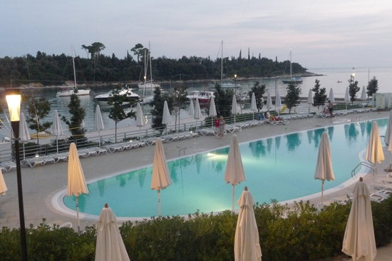 Island Hotel Istra: pool