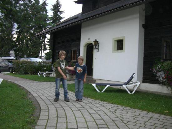 """Naturel Hoteldorf Schoenleitn: Unser """"Haus"""""""