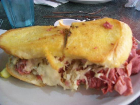 Birch Run, MI: Reuben Sandwich