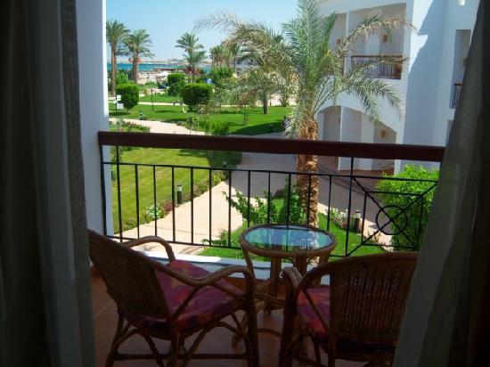 Grand Seas Resort Hostmark: View from room