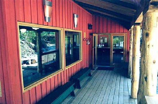 The Ecolodge at the Tofino Botanical Gardens: Welcome
