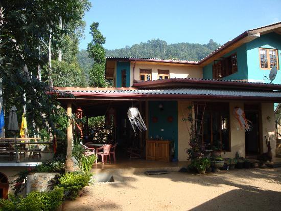 Waterfalls Homestay: house