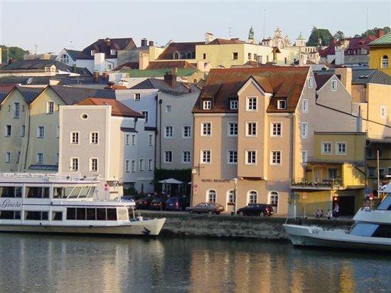 Hotel Residenz Passau: Außenansicht