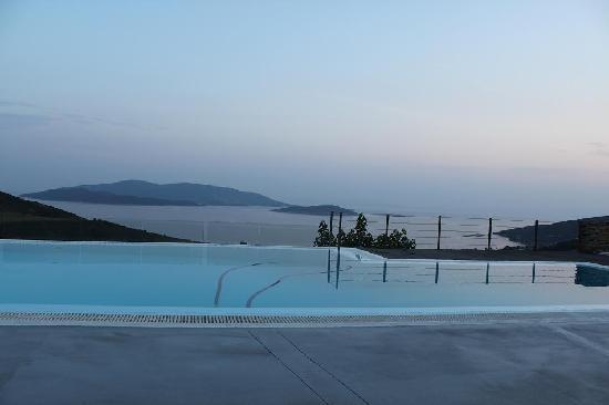 Marmari, اليونان: celini skyline 2