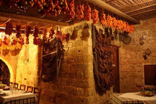 Supersano, Italia: Masseria Le Stanzie, cortile