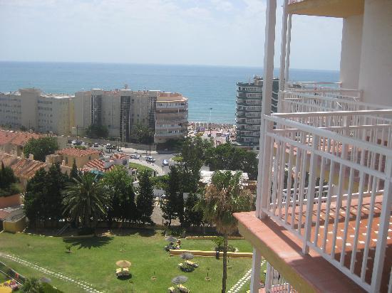 Hotel Monarque Torreblanca: vistas
