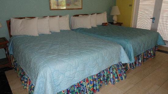 Cape Santa Maria Beach Resort & Villas: our room
