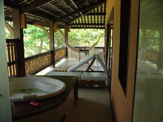 Tivoli Ecoresort Praia do Forte: Varanda do quarto