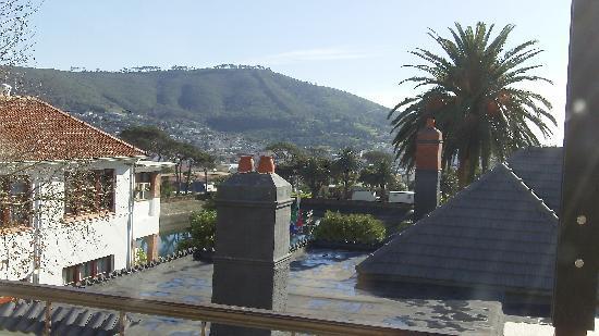 แคพ ริวีร่า เกสท์เฮ้าส์: View from our first room