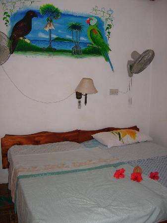 Villa Manoir : la camera da letto
