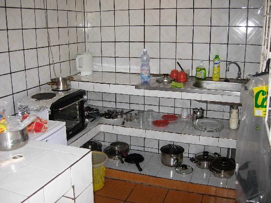 Villa Manoir : il cucinotto
