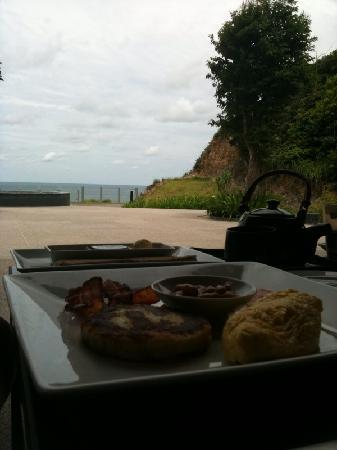 The Houben Hotel ( Adult Only ): view of the breakfast from the restaurant