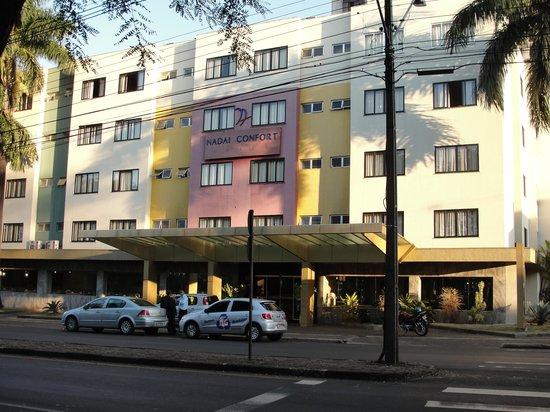 Nadai Confort Hotel & SPA: El hotel