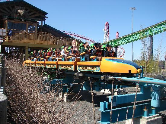 Six Flags Great Adventure: King Da Ka