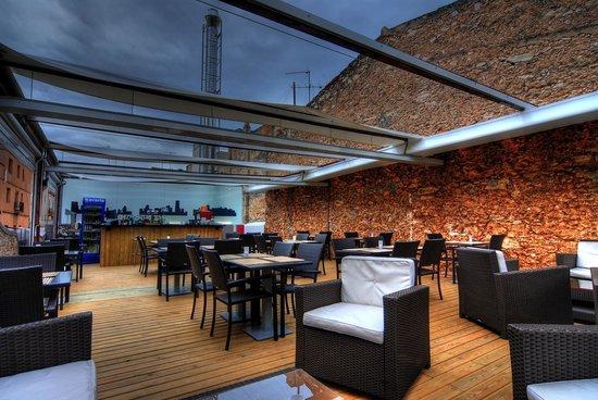 Sushilounge : Terraza Sushi Lounge