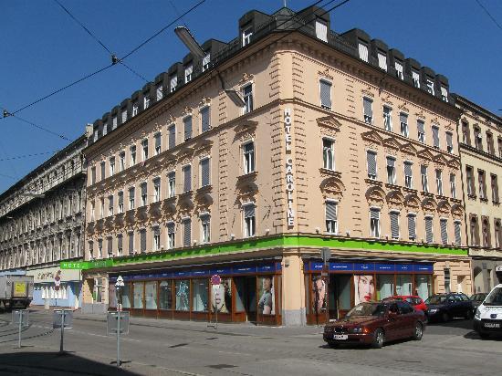Wien Hotel Caroline