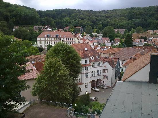 View over Landstuhl...