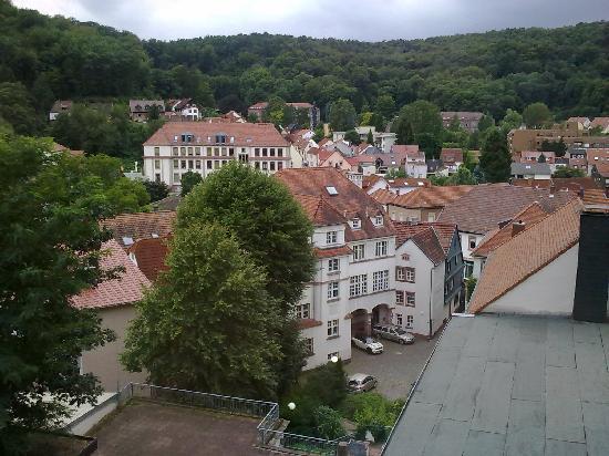 Ландштуль, Германия: View over Landstuhl...