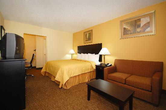 Quality Inn Tullahoma: KING2
