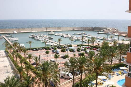 Hotel Puerto Juan Montiel, SPA & Base Nautica: vista frontal