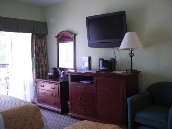 Chesapeake Beach Resort: schönes Zimmer