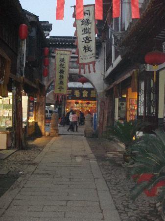Suzhou, China: Tongli Sights