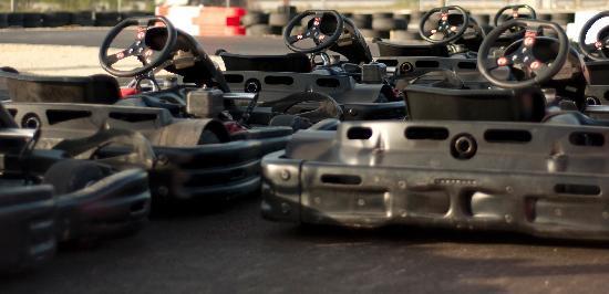 Cayman Karting : Sodikart RX7s