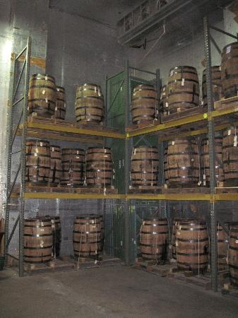 Sperryville, Вирджиния: Barrel Room
