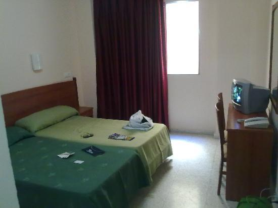 Hotel Rambla: Zulo