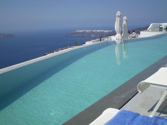 Grace Santorini Hotel: Fabulous Infinity Pool