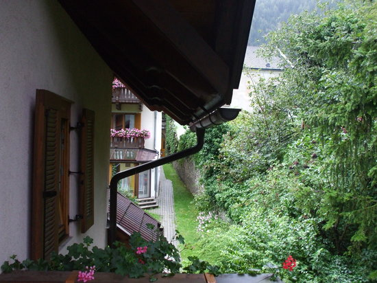 Hotel Pacher: Outside view