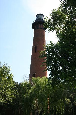 Corolla, Carolina del Norte: Currituck Beach Lighthouse