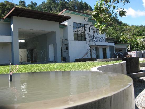 The Haven and Spa: the front view of Haven Spa