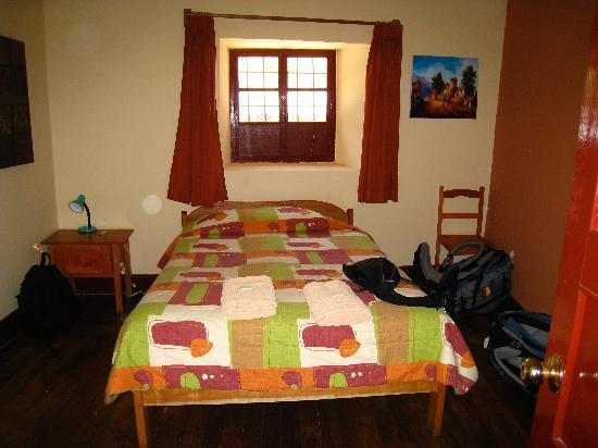 The Walkon Inn Cusco: Good size private room