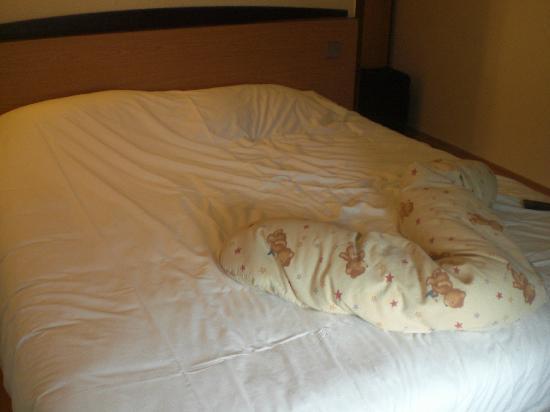 Campanile De Bayeux: Double bed