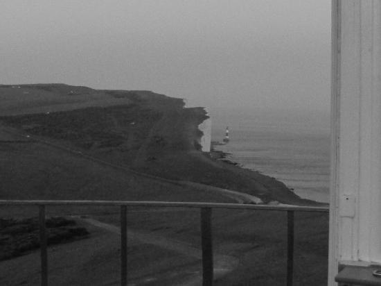 Belle Tout Lighthouse: View from the top