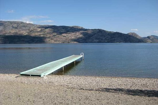 Peachland Beach