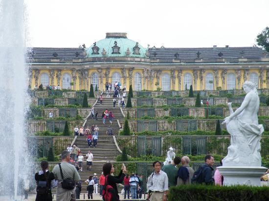 Potsdam, Germany: Schloss