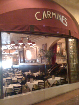 Carmine's - Atlantic City