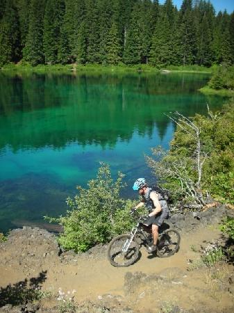 Bend, OR: McKenzie River Trail