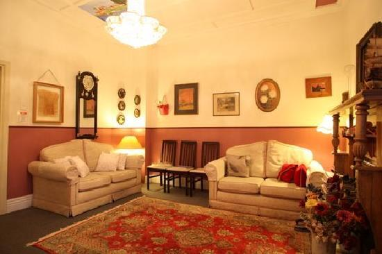 كلاسيك تريسكو ثيرمال أواسيس: Your lounge