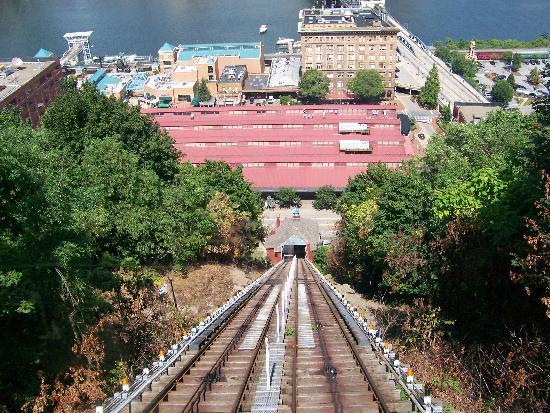 Pittsburgh, PA: monongahaela incline