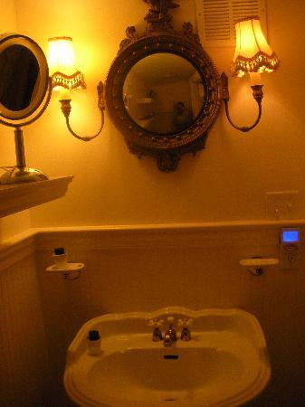 Sink Commode Room In The Provence Room Picture Of Justine Inn