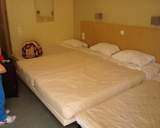 Oceanis Hotel: hotel room