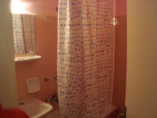 Oceanis Hotel: bathroom