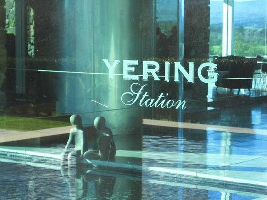 Yarra Glen, Avustralya: Welcome.