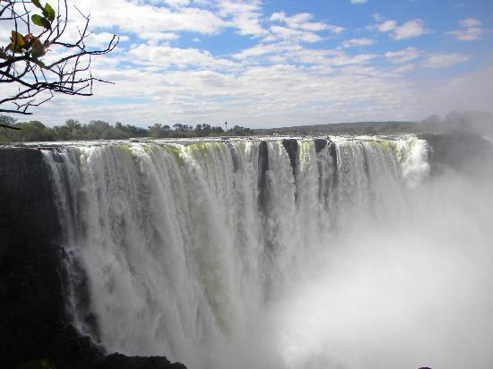 The Stanley and Livingstone : Victoria Falls