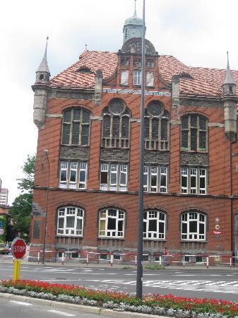 Chorzów, Polska: Chorzow building