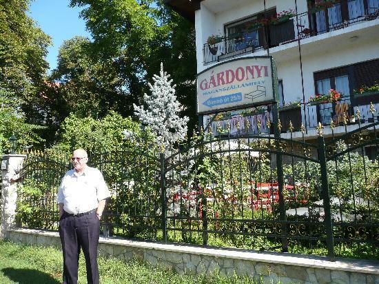 Gardonyi Guesthouse: Guesthouse Gardonyi